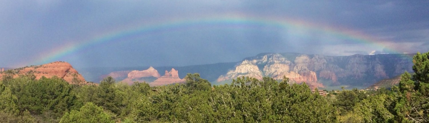 Photo by Liz Alpert, Reflexology in Sedona